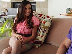 Ariella Ferrera is Johnny's friend's mom