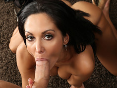 Ava Addams & Danny Mountain in Seduced by a Cougar
