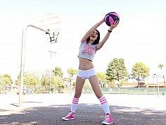 Sexual slam dunk