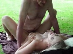 Old Young Porn Teen Blowjob Deepthroat Cumshot XXX
