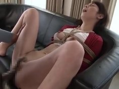 Incredible Private Japanese, Hairy, Bdsm Clip Show