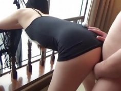 Freaky Chinese guys have kinky bondage sex with busty chicks
