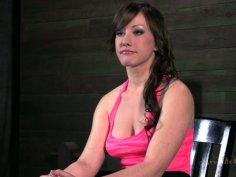 Kinky girl Jennifer White explains why she loves rough BDSM games