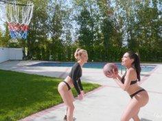 When Girls Play Ball