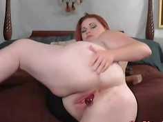 Hot ginger latin BBW MzThick Lovely