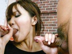 Wang engulfing skills being displayed by Miyu